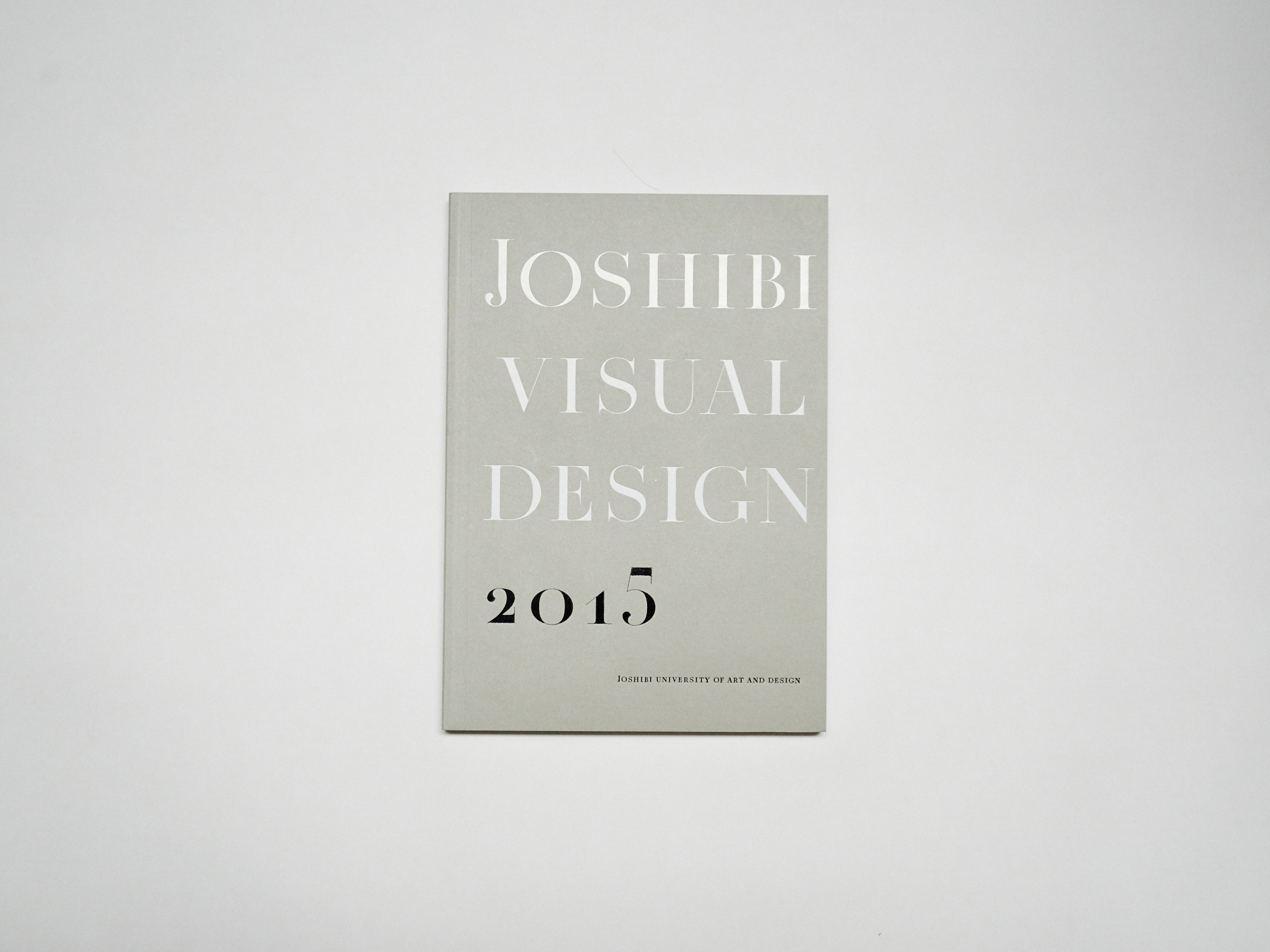 JOSHIBI VISUAL DESIGN 2015